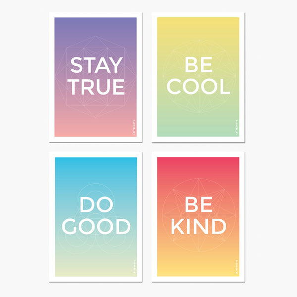 Do Good Notecards - LetterNote - 2