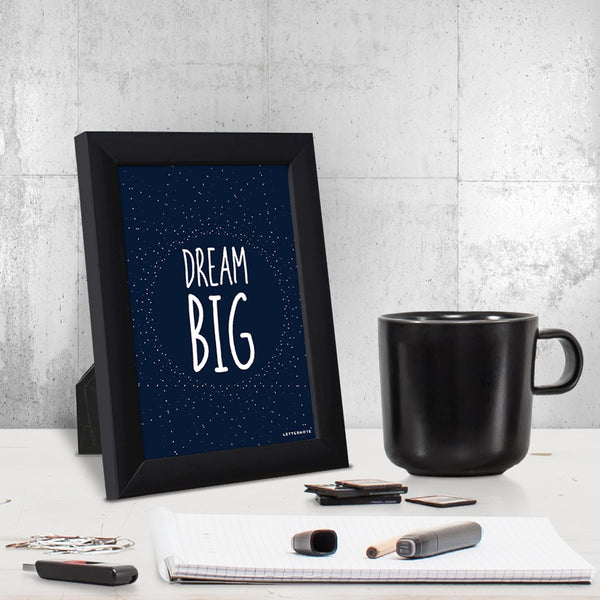 Dream Big Small Frame (5