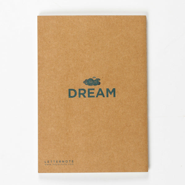 Dream Kraft NoteBook - LetterNote - 2