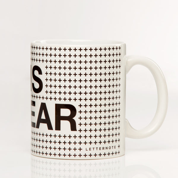 This is My Year - Mug - LetterNote - 2