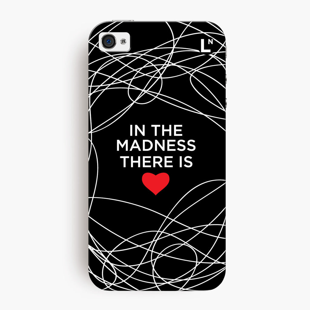 Madness iPhone 4/4s Cover