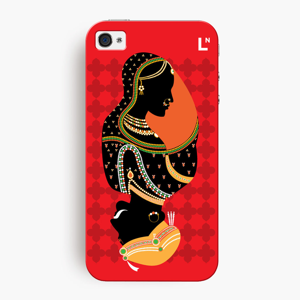 Rajput iPhone 4/4s Cover