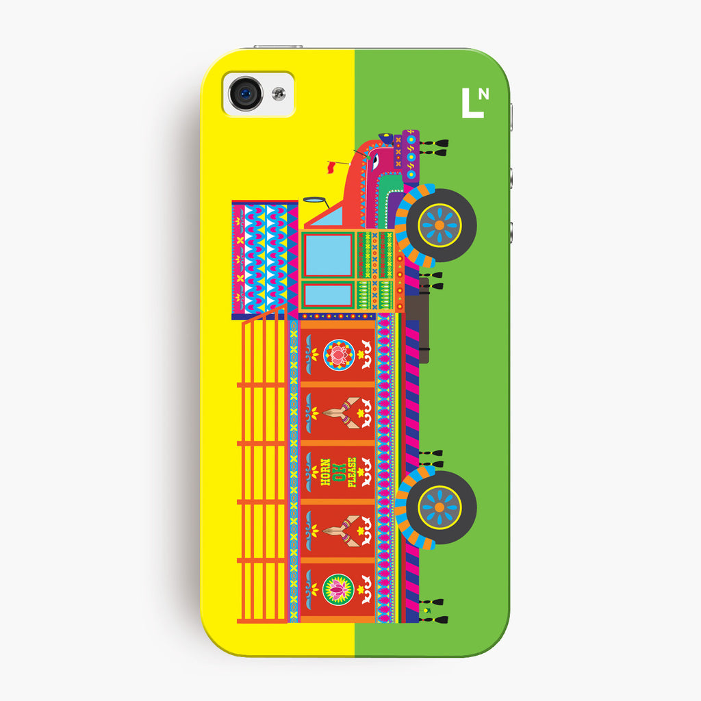 Truck iPhone 4/4s Cover