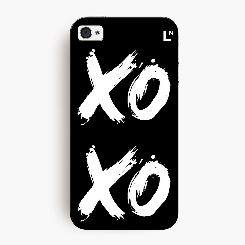 XO XO iPhone 4/4s Cover