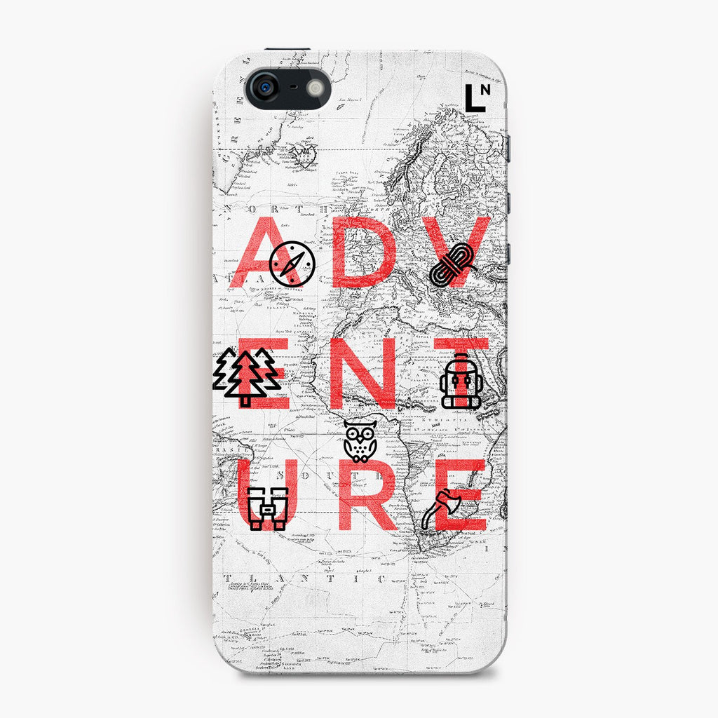 Adventure iPhone 5/5s/5c/SE Cover