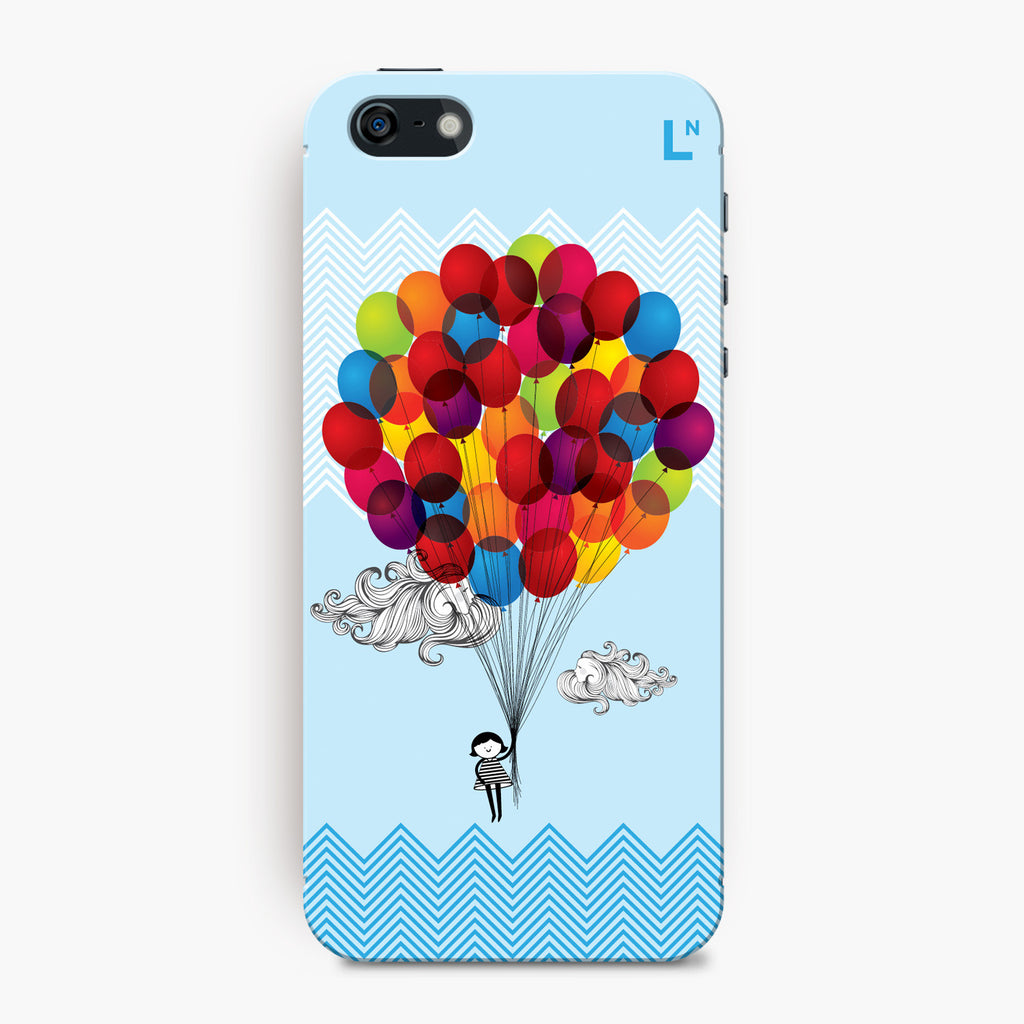 Balloons iPhone 5/5s/5c/SE Cover