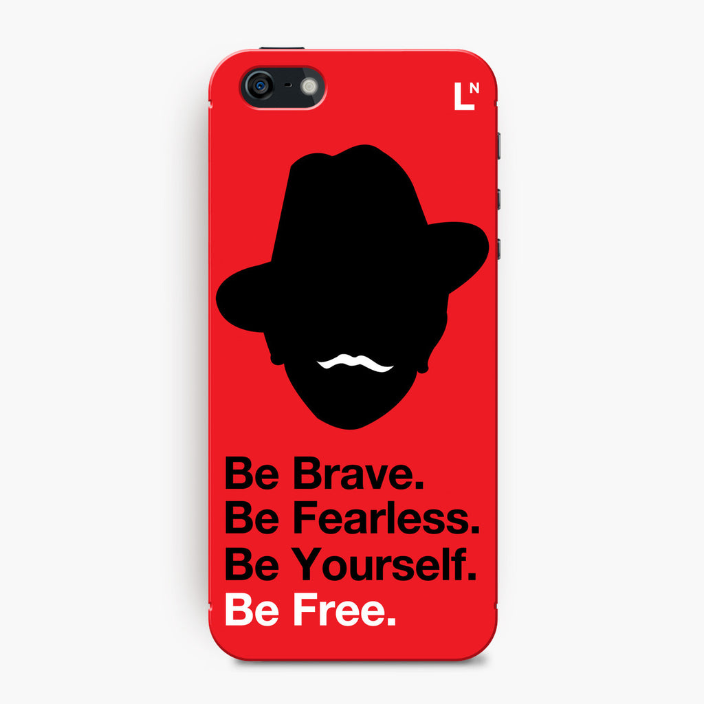 Be Free iPhone 5/5s/5c/SE Cover