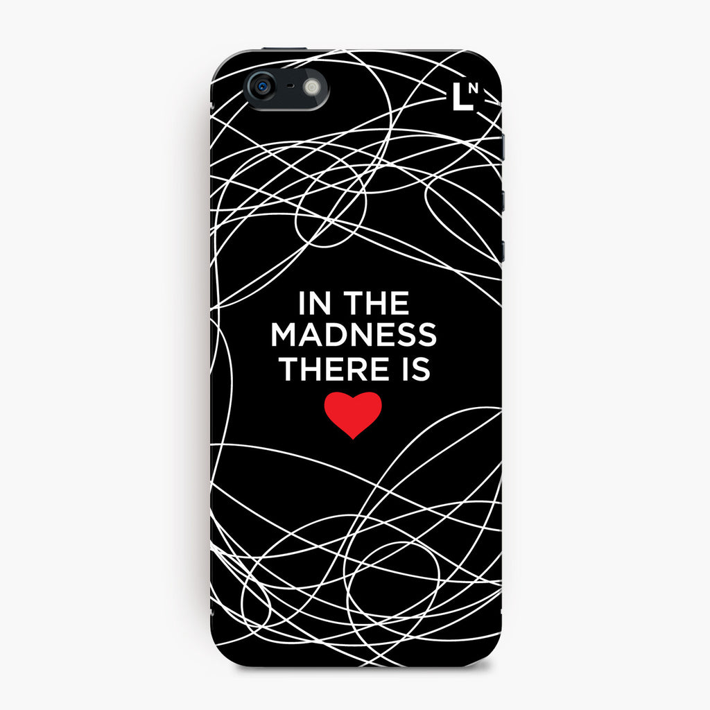 Madness iPhone 5/5s/5c/SE Cover
