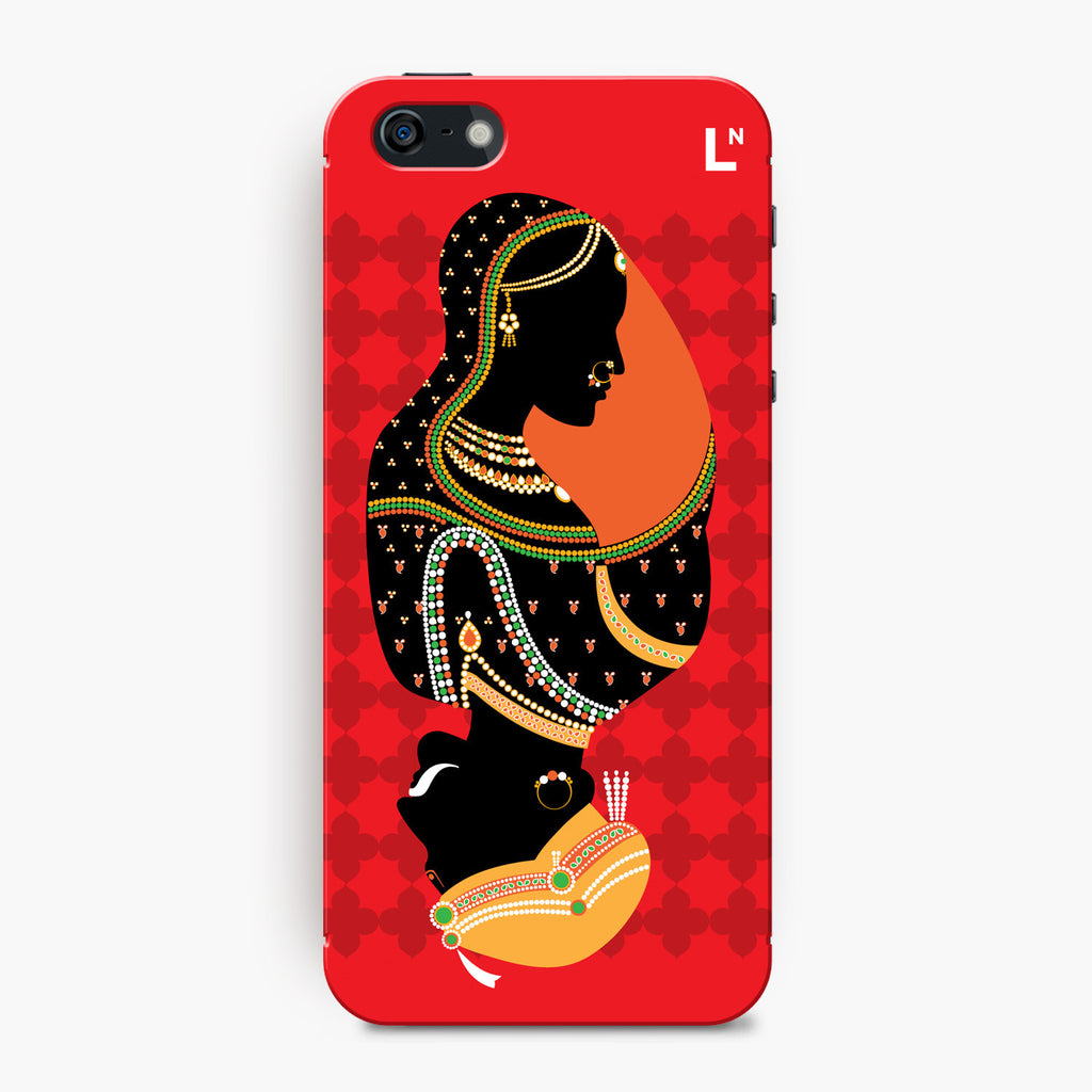 Rajput iPhone 5/5s/5c/SE Cover