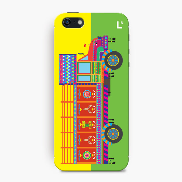 Truck iPhone 5/5s/5c/SE Cover