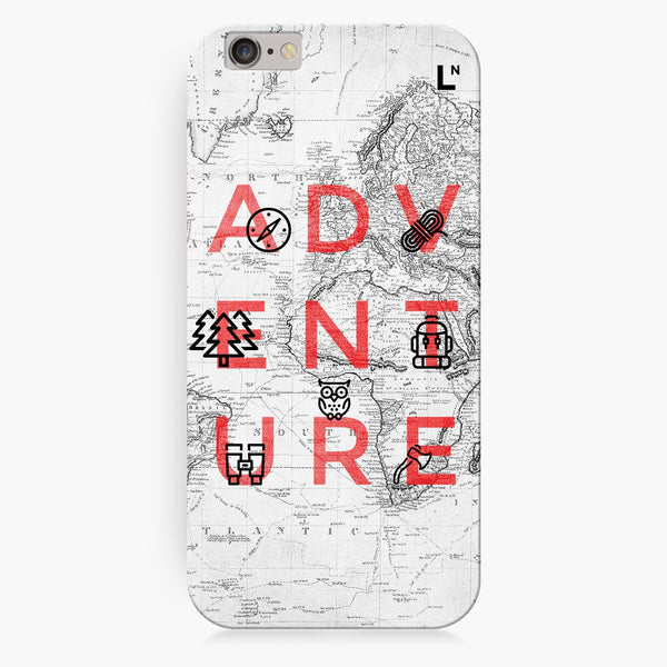 Adventure iPhone 8/8 plus Cover