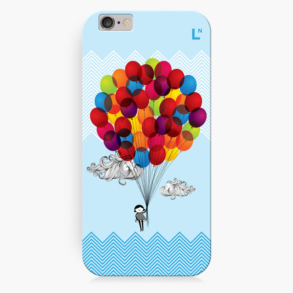 Balloon iPhone 7/7 plus Cover