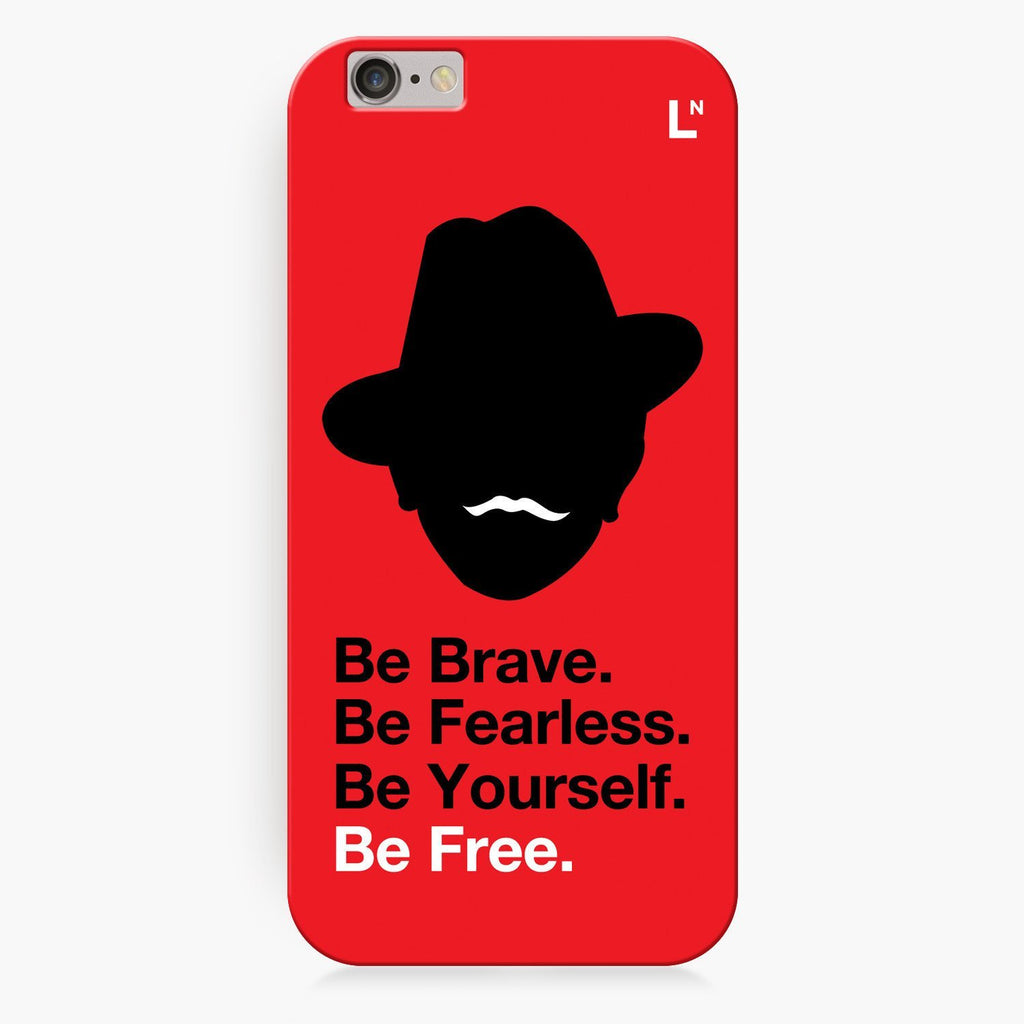 Be Free iPhone 8/8 plus Cover