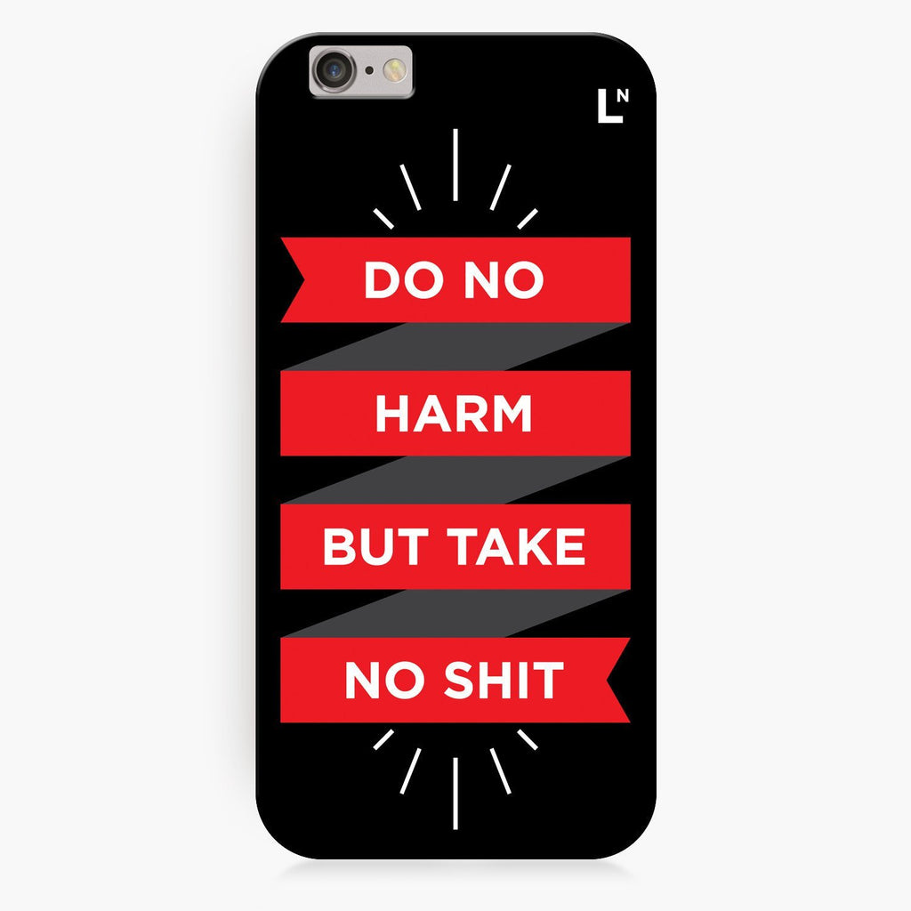 Do No Harm iPhone 8/8 plus Cover