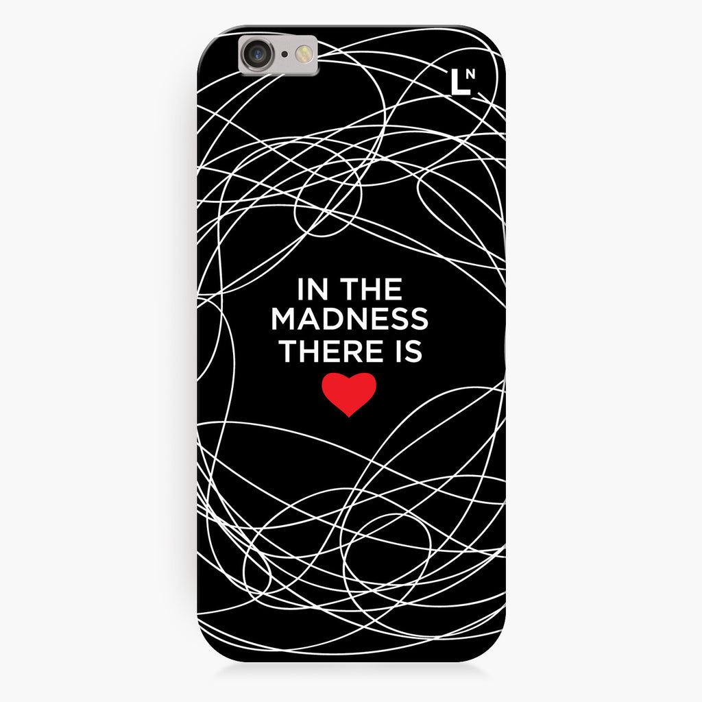 Madness iPhone 6/6S/6 plus/6s plus Cover