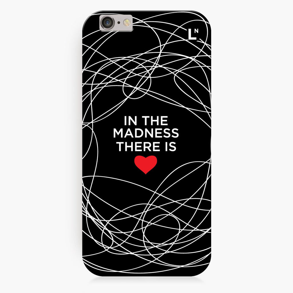 Madness iPhone 8/8 plus Cover