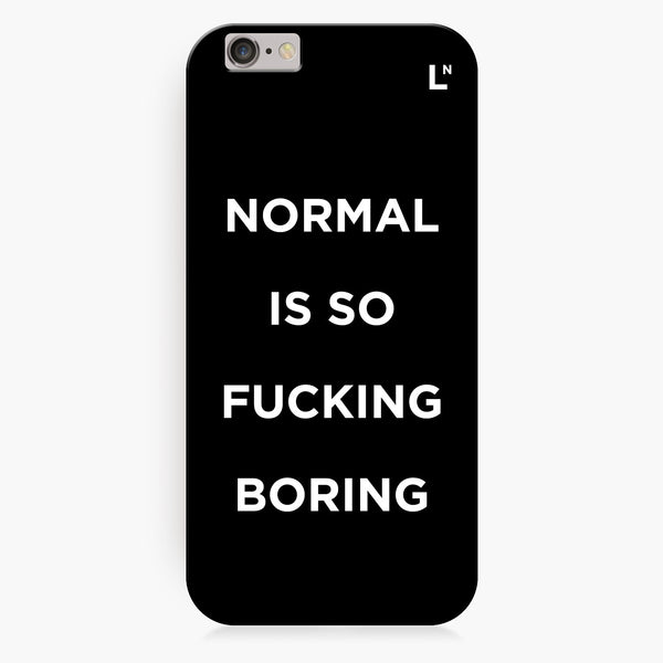 Normal iPhone 6/6S/6 plus/6s plus Cover