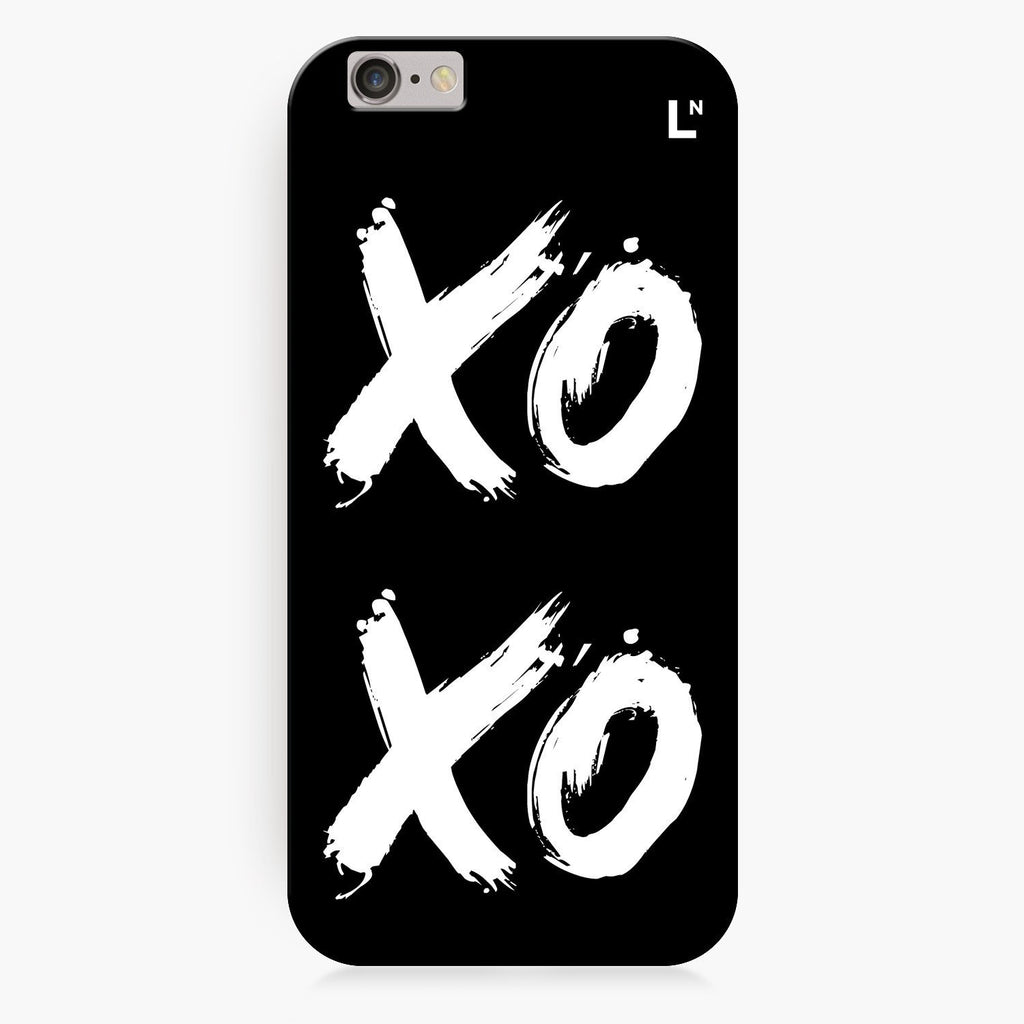 XOXO iPhone 8/8 plus Cover