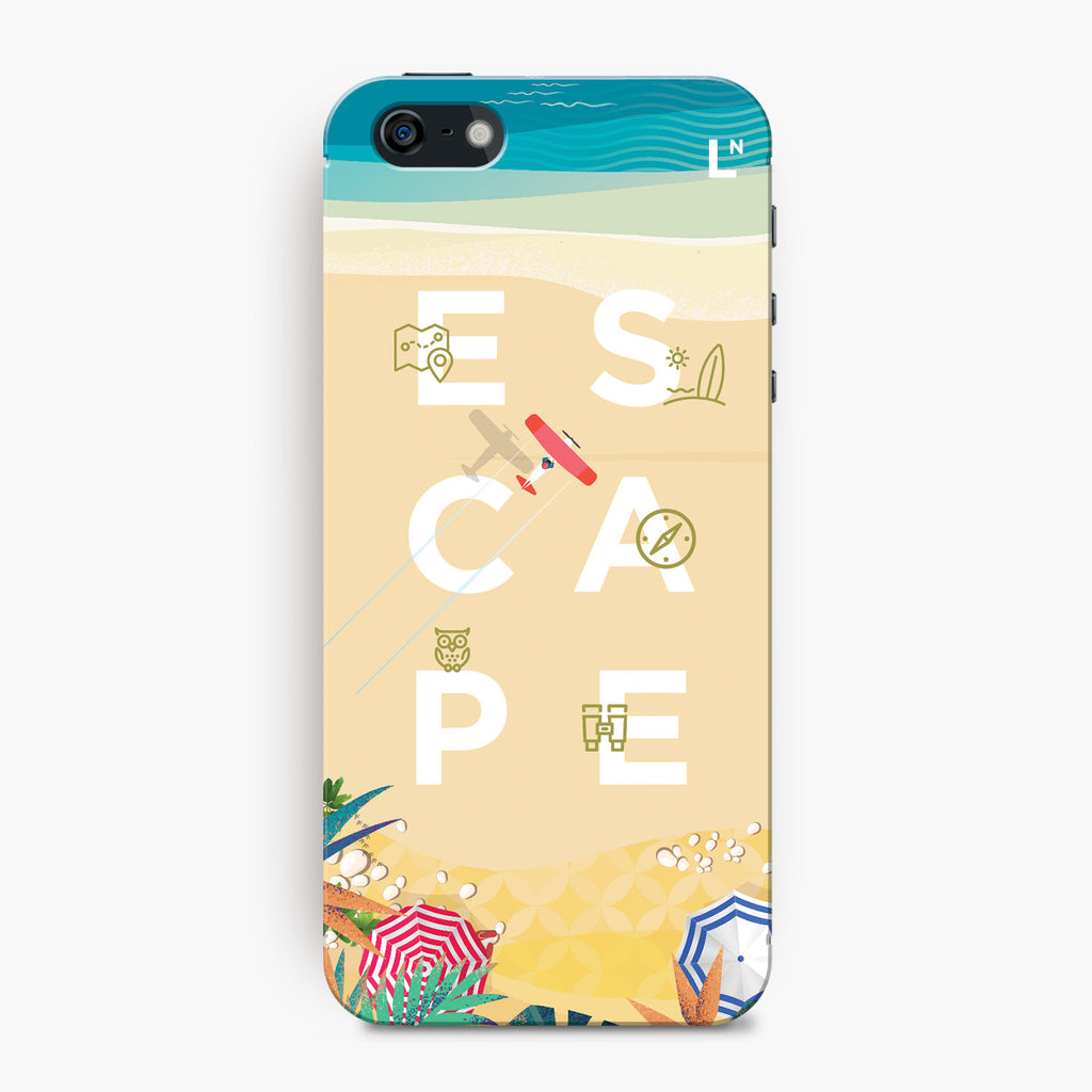 Escape iPhone 5/5s/5c/SE Cover
