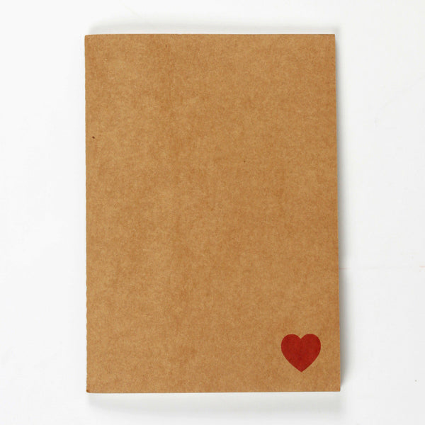 Love Kraft NoteBook (Set of 2)