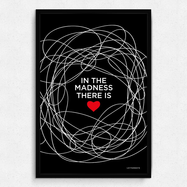 Madness Framed Art