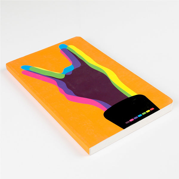 Rock Revel Rebel Vivid NoteBook - LetterNote - 3