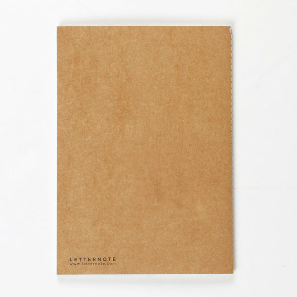 Shop Kraft NoteBook - LetterNote - 2