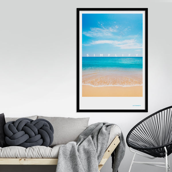 Simplify Framed Art