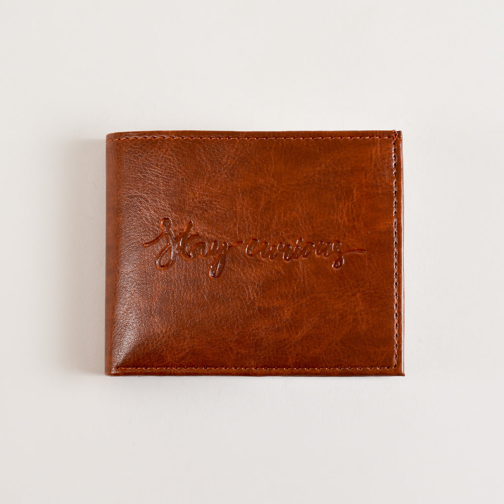 Stay Curious Wallet