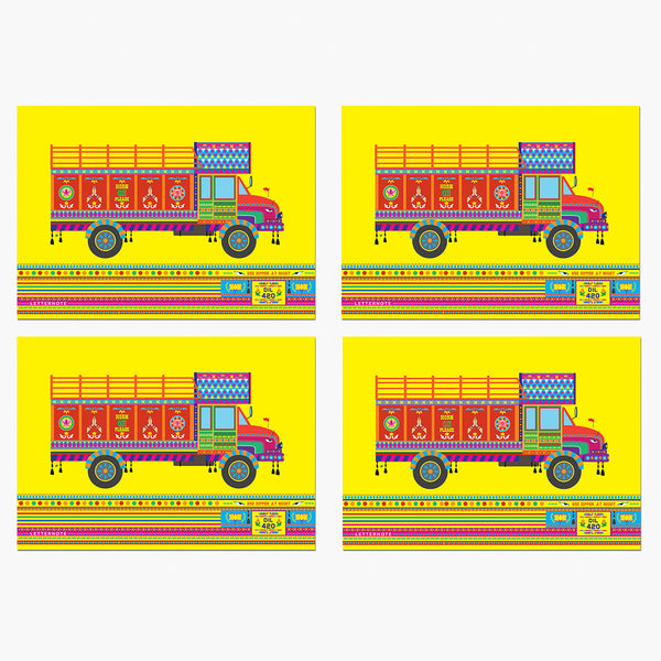 Truck Notecards - LetterNote - 2
