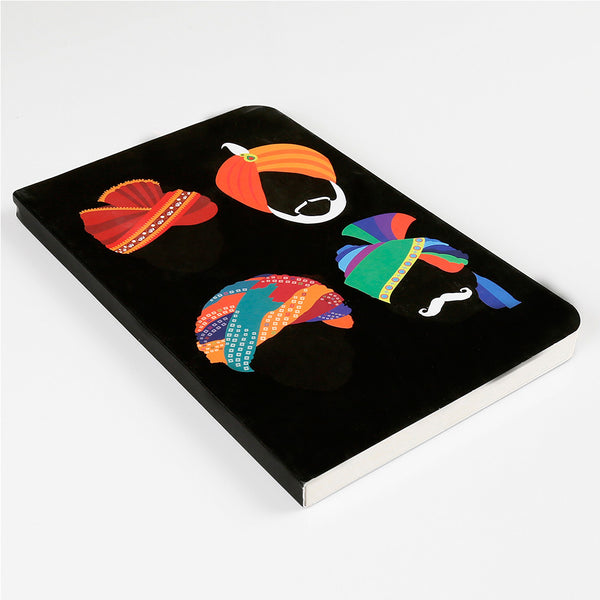 Turban Vivid NoteBook - LetterNote - 3