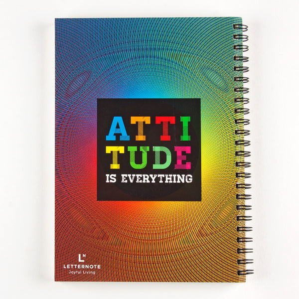 Be Amazing Today Spiral Notebook - LetterNote - 2