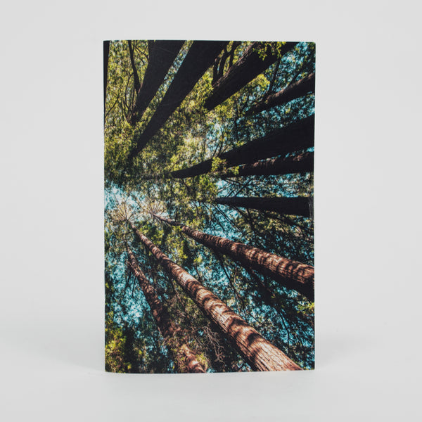Wind Pocket Notebook - 3.5 in x 5.5 in