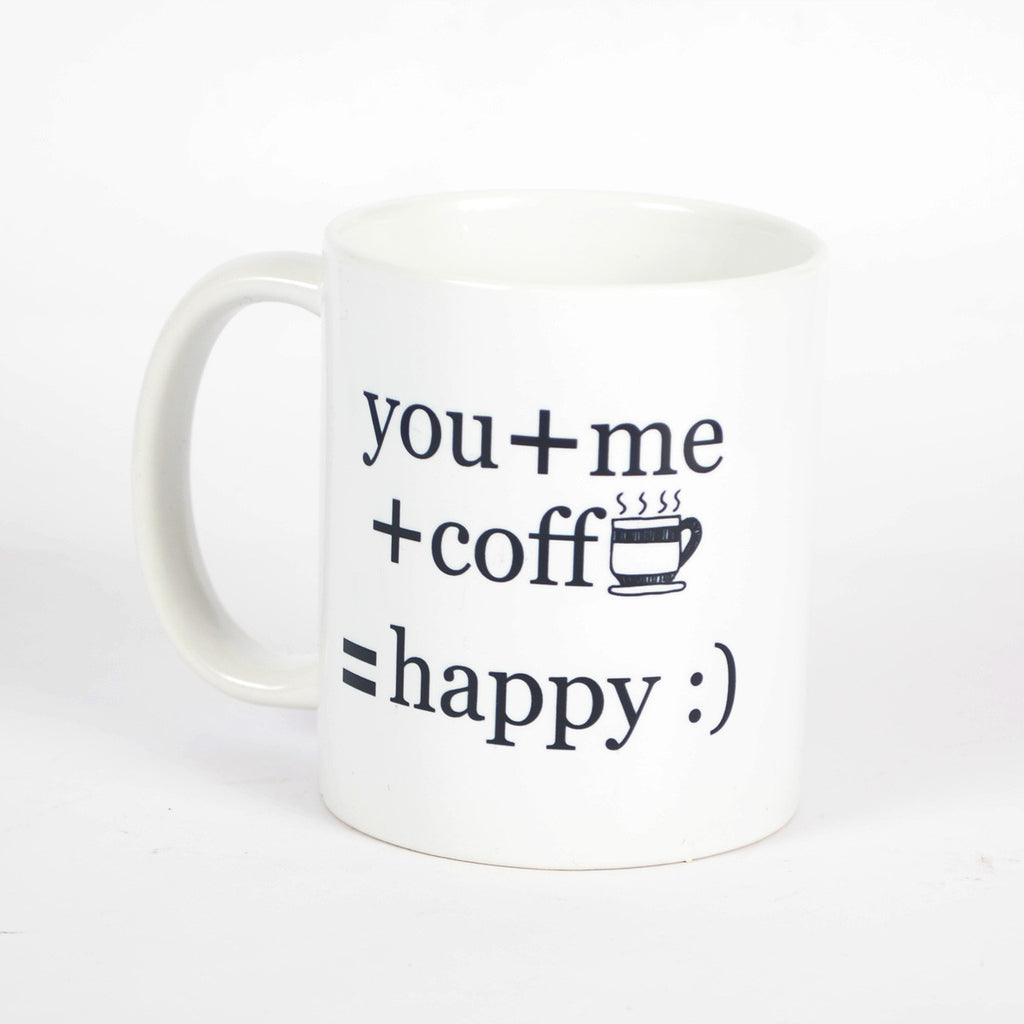 You Me Coffee Mug