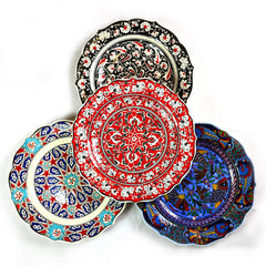 Hand Painted Turkish Plates