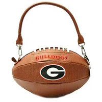 Collegiate Football Purse
