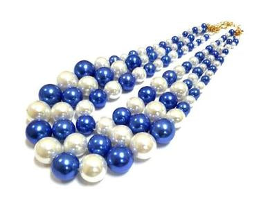 Layer Pearl Necklace