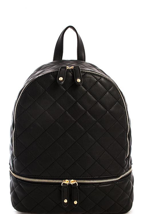 Fashion Stitch Chic Backpack