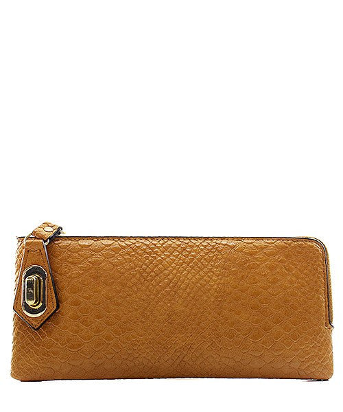Fashion PH Snake Leather Wallet