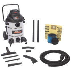 Shop Vac Professional 12 Gallon Stainless Steel...