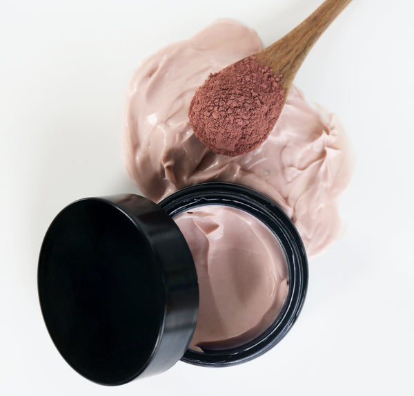 Sleeping Beauty Purifying Mousse - used to combat hormonal breakouts
