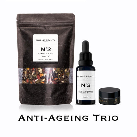 Anti-Ageing Trio-Edible Beauty Australia