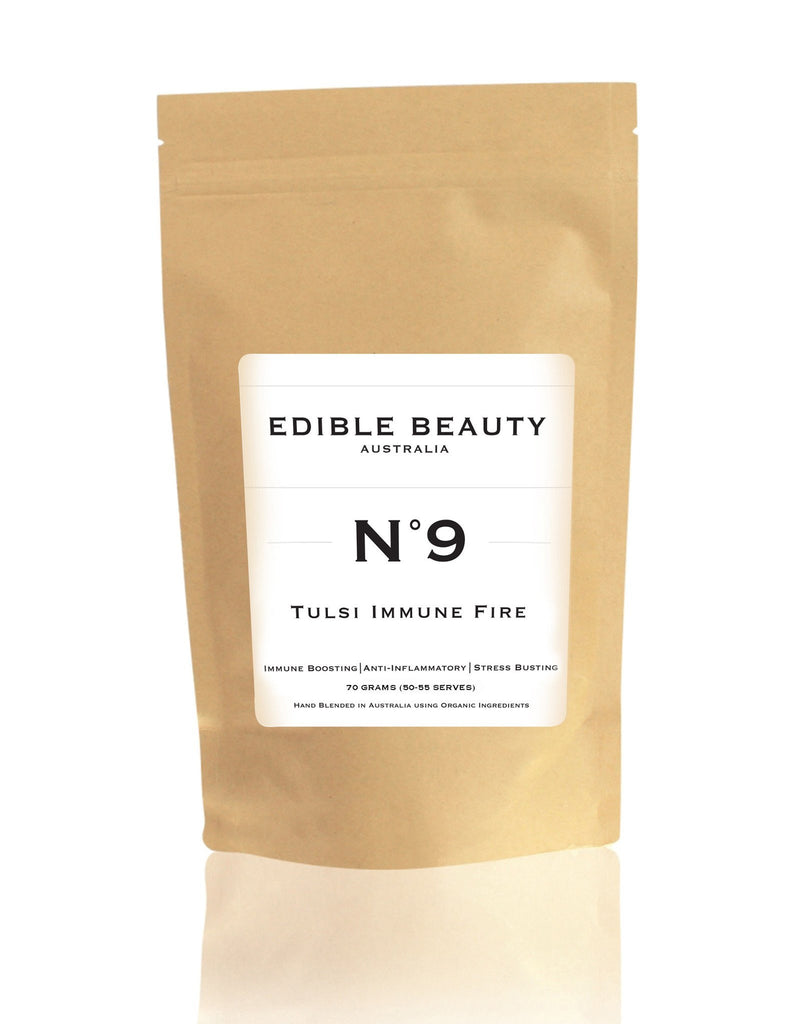 No.9 Tulsi Immune Fire Refill-Edible Beauty Australia