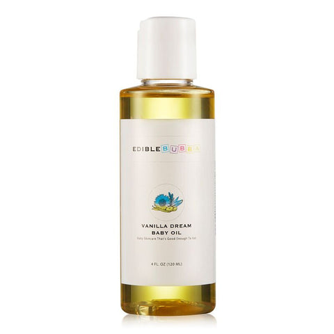 Vanilla Dream Baby Oil-Edible Beauty Australia