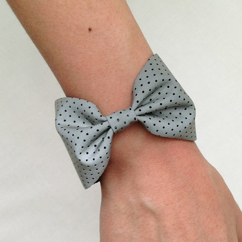Reflective Bow Wristband