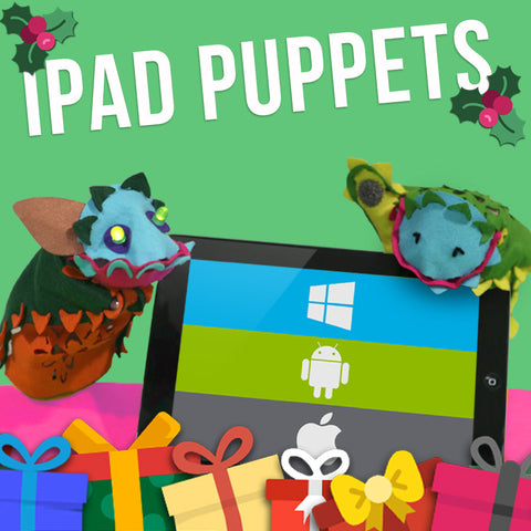 The Smart Puppet for iPads and Tablets