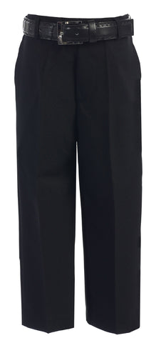 Boys' Black Formal/Party Dress Pants - Oasislync