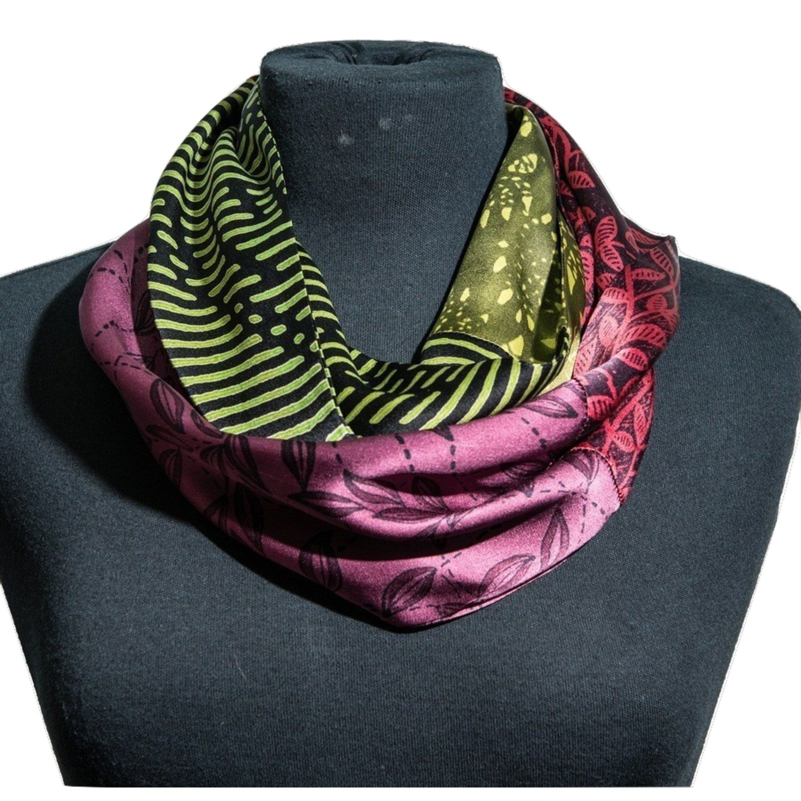 scarf img products dana jl scarves infinity accessories herbert reflection knit