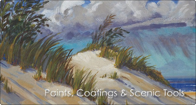 Scenic Paints & Supplies