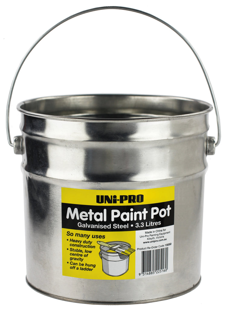 Metal Paint Pot 3.3L